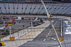 布里斯托尔汽车赛车场 库存图片