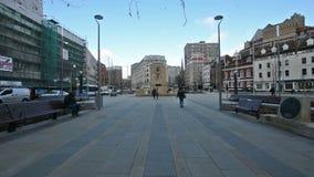 布里斯托尔纪念碑,战争纪念建筑南门面  影视素材