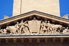 布里斯班市政厅 图库摄影