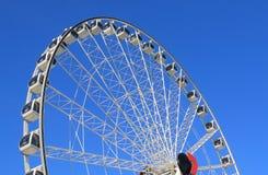 布里斯班澳大利亚轮子  库存照片
