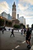 布里斯班香港大会堂-昆士兰澳大利亚 免版税库存照片