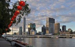 布里斯班,昆士兰,澳大利亚 免版税图库摄影