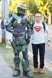 布里斯班,昆士兰,澳大利亚- 2014年10月5日:每年脑子基础蛇神步行2014年10月5日,在伦敦西区,布里斯班, A 免版税库存照片