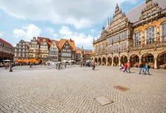 布里曼市在德国 图库摄影
