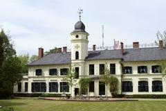 布里茨城堡 免版税库存图片