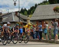 布雷得里叱责-环法自行车赛2012年 免版税库存照片