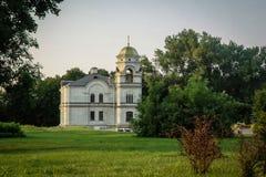 布雷斯特堡垒的纪念复合体在白俄罗斯 免版税图库摄影