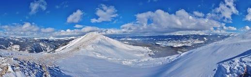 布雷肯里奇峰顶6 库存图片
