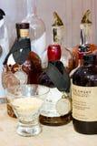 布雷肯里奇Burbon威士忌酒 免版税库存照片