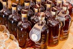 布雷肯里奇Burbon威士忌酒 图库摄影