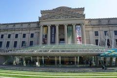 布鲁克林博物馆7 库存照片