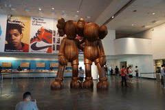 布鲁克林博物馆20 库存图片