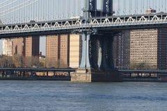 布鲁克林大桥公园34 库存照片