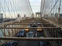 从布鲁克林大桥 免版税图库摄影