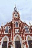 布鲁克林教会圣安东尼帕多瓦Greenpoint 库存照片