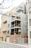 布鲁克林纽约公寓房 免版税库存图片
