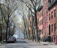 布鲁克林高度纽约 免版税库存照片