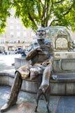 布鲁塞尔市长纪念碑 库存照片