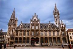 布鲁塞尔布鲁塞尔大广场 免版税库存图片