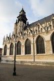 布鲁塞尔教会 图库摄影