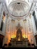 布鲁塞尔比利时教会 免版税库存照片