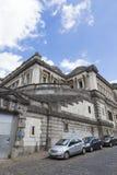 布鲁塞尔法院大楼从比利时的 图库摄影