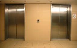 布鲁塞尔电梯 库存照片