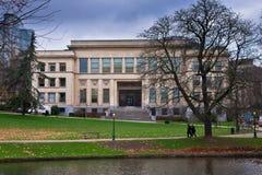 布鲁塞尔铕议会 库存图片