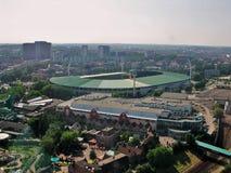布鲁塞尔-博杜安国王体育场 库存图片