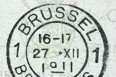 布鲁塞尔 免版税图库摄影