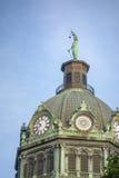 布鲁姆县法院大楼 库存照片