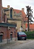 布鲁日比利时 图库摄影