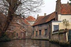 布鲁日比利时 免版税图库摄影