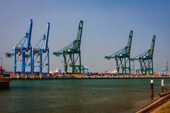 布鲁日,富兰德,比利时港  库存照片