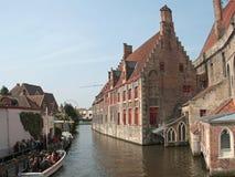 布鲁日,比利时 免版税库存照片
