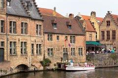 布鲁日-比利时 免版税库存图片