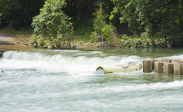 布龙菲尔德洪水 免版税库存图片