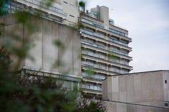 从布什的平安的大学大厦在斯图加特 库存照片