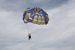 帆伞运动越南 图库摄影