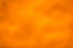 帆布橙色抽象迷离样式背景 免版税库存照片