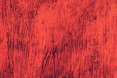 帆布背景纹理 木墙壁用明亮的富有的老油漆盖 库存图片