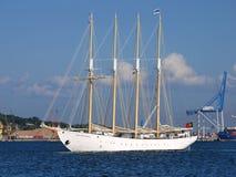 帆船'圣玛丽亚曼努埃拉' 库存图片