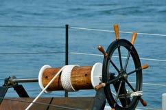 帆船在一个夏日 免版税图库摄影