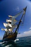 帆船 免版税图库摄影