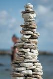 希乌马岛风景光 库存图片