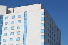希尔顿旅馆在索非亚 免版税库存照片