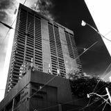 希拉顿中心多伦多 免版税库存图片