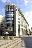 希拉顿华沙旅馆 免版税库存照片