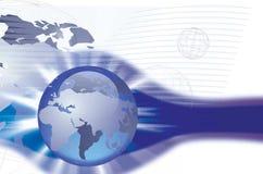希望世界 免版税图库摄影