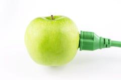 希望的创造性的能源绿色技术 图库摄影